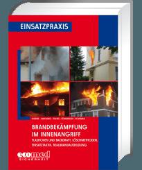 "Cover ""Brandbekämpfung im Innenangriff"""