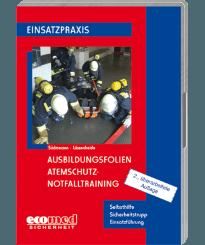 """Cover """"Ausbildungsfolien Atemschutz-Notfalltraining"""""""