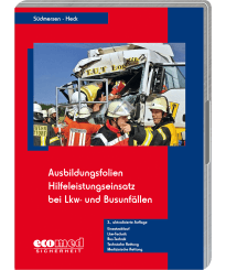 Ausbildungsfolien Technische Hilfeleistung bei LKW- und Busunfällen